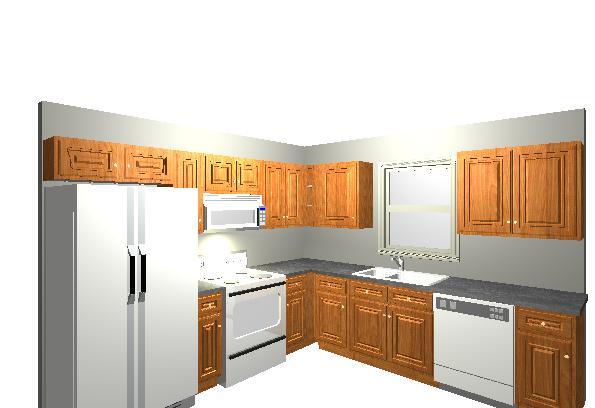 Forevermark Ice White Shaker Kitchen · Forevermark ...
