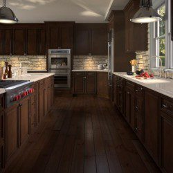 Forevermark Signature Brownstone Sample Kitchen