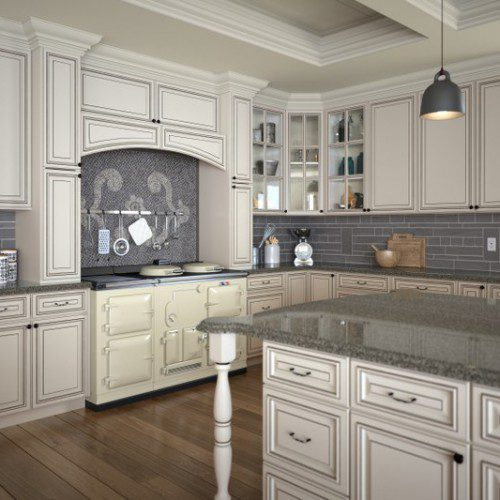 Forevermark Signature Pearl Waverly Cabinets