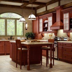 Forevermark Cinnamon Glaze Kitchen 2