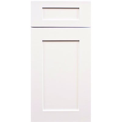 Ice White Shaker Aw Sample Door