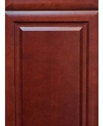 Forevermark Cherry Glaze Sample Door