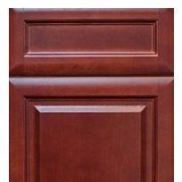 Forevermark Cherry Glaze Waverly Cabinets
