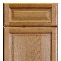 Forvermark Country Oak Sample Door