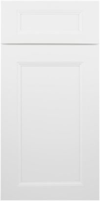 Forevermark Uptown White Waverly Cabinets