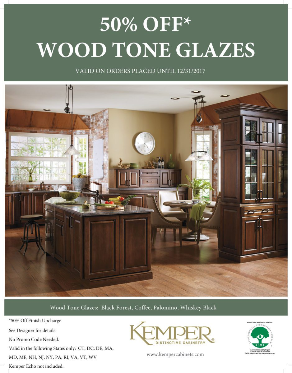 50% Off Wood Tone Glazes