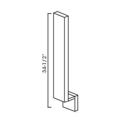 Forevermark Country Oak Classic Base Filler 3W X 34-1/2H