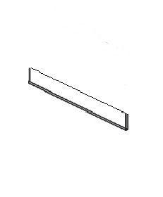 Cabinets, Forevermark Cinnamon Glaze Forevermark Cinnamon Glaze Toe Kick 1/2W X 4-1/2H