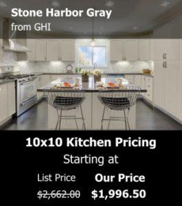 Stone Harbor Gray SHG-10x10