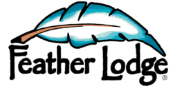 Feather Lodge Logo