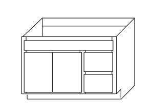 Bathroom Cabinets, GHI Mocha Espresso Vanity-V3621D-VA3621D-VA3621-VA3618D-VA4221D