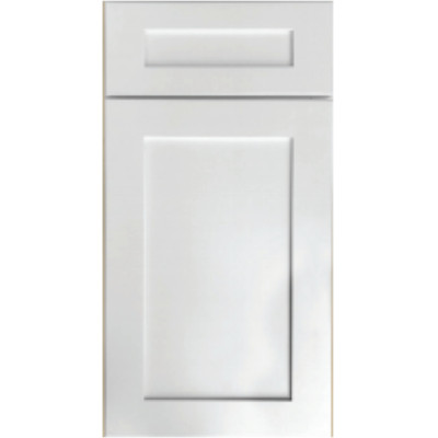 Arcadia White Shaker Sample Door