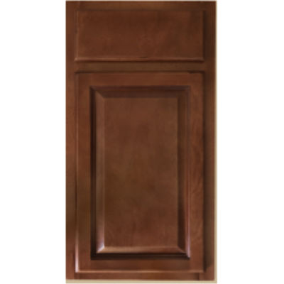 Charleston Traditional Cognac Sample Door