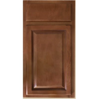 Feather Lodge Grand Reserve Cherry Sample Door Waverly Cabinets