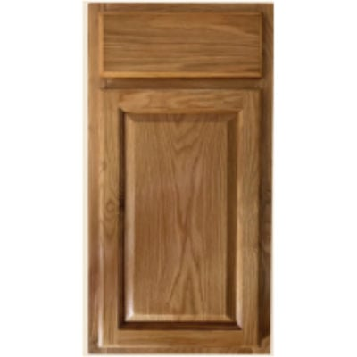 GHI Regal Oak Sample Door