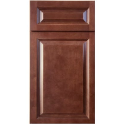GHI Richmond Bordeaux Sample Door