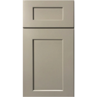 GHI Stone Harbor Gray Sample Door