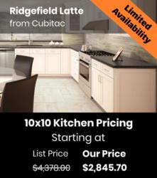 10x10 BLR Cubitac Ridgefield Latte