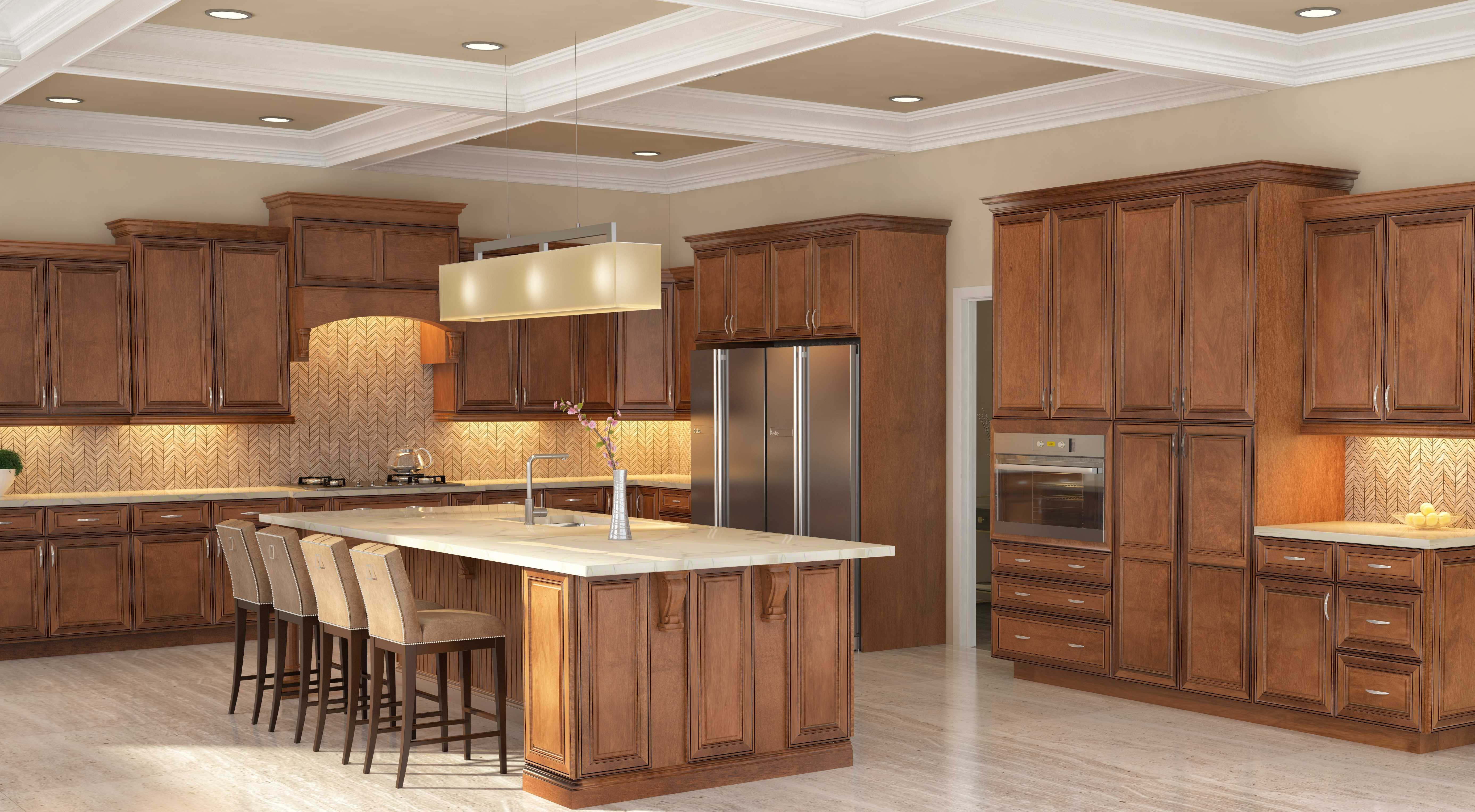 In Home Visualizer Waverly Cabinets