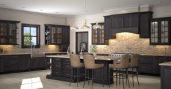 Cubitac Bergen Shale Kitchen