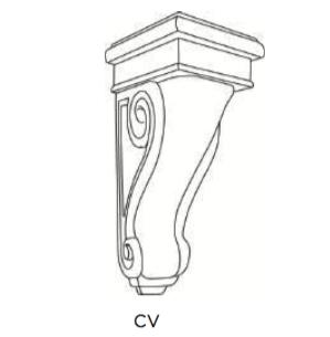 Corbel-CV7-CV10-