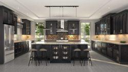 Cubitac Dover Shale Kitchen