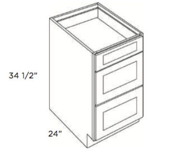 Drawer-Base-DB12-DB15-DB18-DB24-DB30-DB33-DB36
