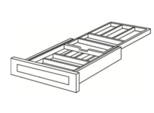 Drawer Cutlery Divider DCD 15 DCD 18 DCD