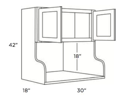 Cabinets, Cubitac Ridgewood Cubiccino