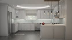 Cubitac Oxford Pastel Kitchen