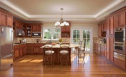 Cubitac Ridgewood Rose Kitchen