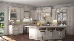 Cubitac Sofia Caramel Glaze Kitchen