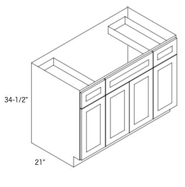 Cabinets, Forevermark Uptown White, Forevermark Uptown White Vanity-Forevermark-s4821b12d-34-1_2-