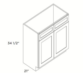 Cabinets, Cubitac Newport Cafe, Cubitac Newport Cafe Vanity-V4221-