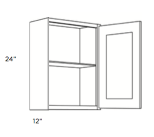 Cabinets, Cubitac Milan Shale