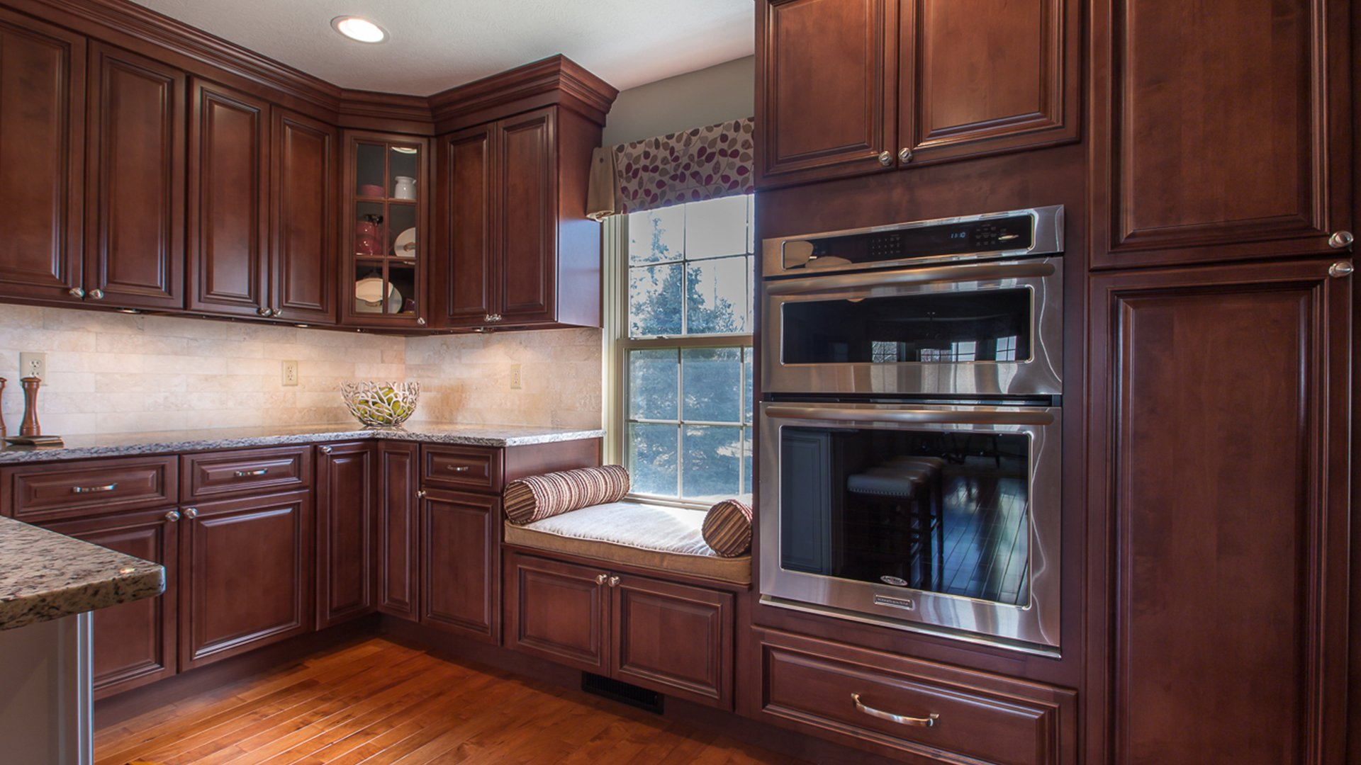 Forevermark Signature Brownstone Waverly Cabinets