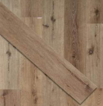 Aqualogic Luxury Vinyl Plank Flooring 4mm Rustic Cypress Waverly
