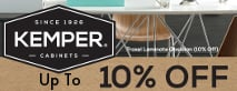 Kemper Promo up to 10% off