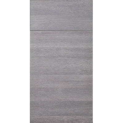 US Cabinet Depot Madrid Grey Wood Sample Door