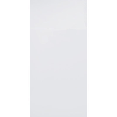 US Cabinet Depot Palermo Gloss White Sample Door