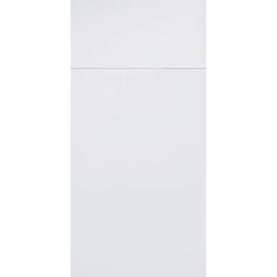Sample Doors US Cabinet Depot Palermo Gloss White Sample Door