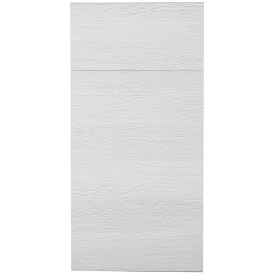 US Cabinet Depot Torino White Pine Sample Door