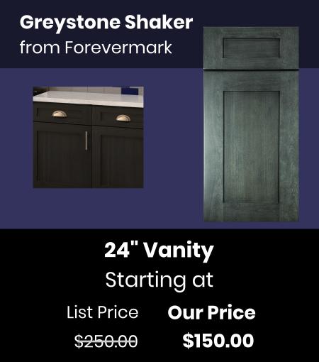 Forevermark Greystone Shaker