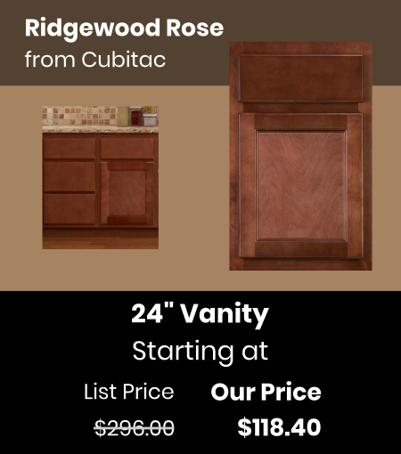 Cubitac Ridgewood Rose