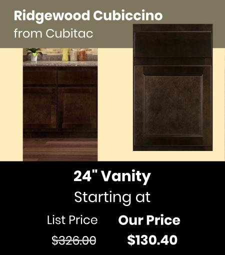 Cubitac Ridgewood Cubiccino