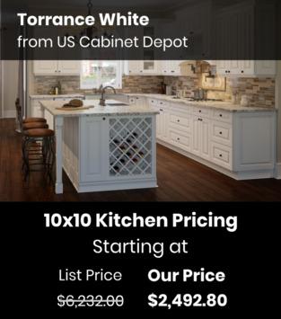 US Cabinet Depot Tahoe White