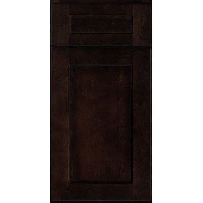 Sample Mini Fronts US Cabinet Depot Shaker Espresso Door Front