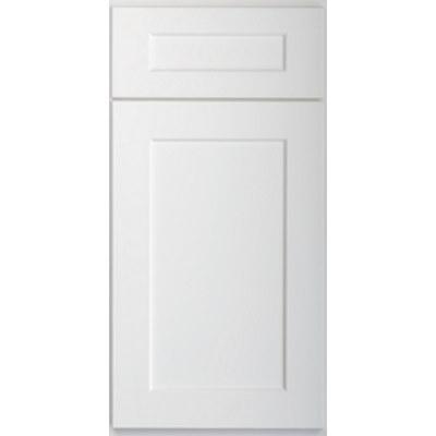Sample Doors US Cabinet Depot Shaker White Door Front