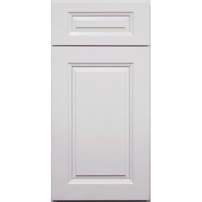 Sample Doors US Cabinet Depot Shaker Tahoe Dove Door Front
