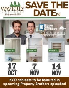 Waverly-Cabinets-HGTV-Property-Brothers-Save-The-Date(s)-10-16-18